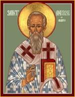 sveti Ambrozije