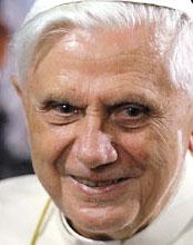 Benedikt XVI. - Joseph Ratzinger
