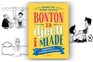 """Predstavljena knjiga """"Bonton za djecu i mlade"""" Benigna Saeza i Antonia Crespilla"""