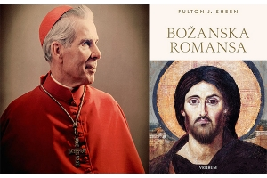 """Predstavljena knjiga """"Božanska romansa"""" Fultona J. Sheena"""