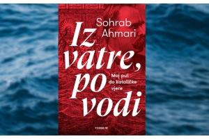 "Predstavljena knjiga ""Iz vatre, po vodi"" Sohraba Ahmarija"
