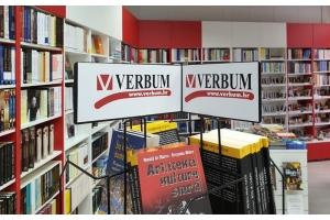 Ljetno radno vrijeme knjižara Verbum!
