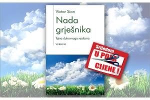 """""""Nada grješnika"""" 10. ožujka u pola cijene u Verbumu"""