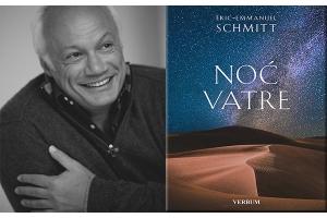 "Predstavljena autobiografska proza ""Noć vatre"" Érica-Emmanuela Schmitta"