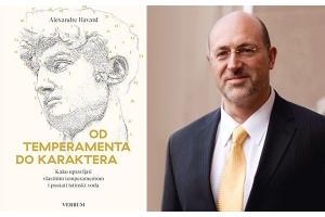 """Predstavljena knjiga """"Od temperamenta do karaktera"""" Alexandrea Havarda"""