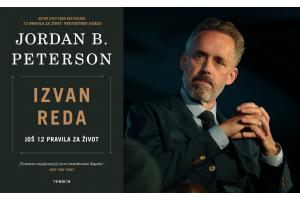 """Predstavljeno hrvatsko izdanje knjige """"Izvan reda"""" – nastavak bestselera Jordana Petersona """"12 pravila za život"""""""