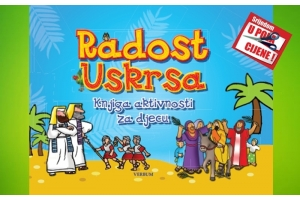 """""""Radost Uskrsa"""" 14. travnja u pola cijene u Verbumu"""