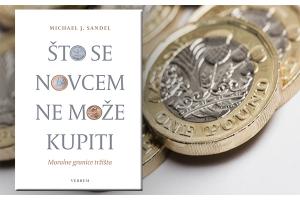 """Predstavljena iznimna knjiga """"Što se novcem ne može kupiti"""" Michaela J. Sandela"""