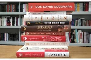 """Velika knjiga pitanja i odgovora """"Don Damir odgovara"""" Damira Stojića na vrhu Verbumove top ljestvice"""