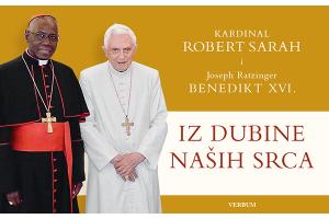 """Objavljeno hrvatsko izdanje knjige kardinala Saraha i pape Benedikta XVI. """"Iz dubine naših srca"""""""