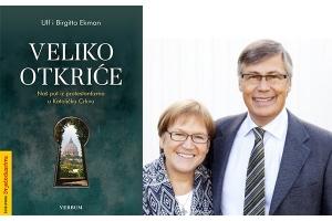 """Predstavljena životna ispovijest """"Veliko otkriće"""" Birgitte i Ulfa Ekmana"""