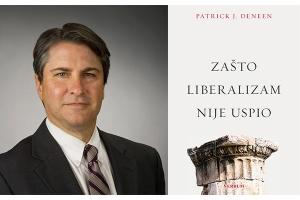 """Predstavljena izvrsna knjiga """"Zašto liberalizam nije uspio"""" političkog teoretičara Patricka J. Deneena"""