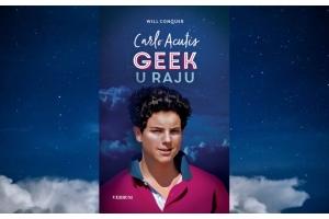 "Predstavljena knjiga ""Carlo Acutis – geek u raju"" Willa Conquera"