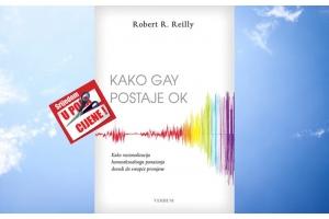 """""""Kako gay postaje ok"""" 20. listopada u pola cijene u Verbumu"""