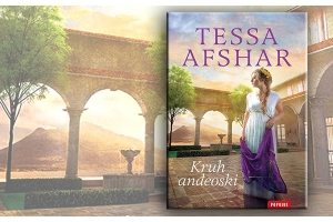 "Predstavljen inspirativan roman ""Kruh anđeoski"" Tesse Afshar"