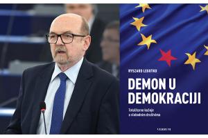"""Predstavljena intrigantna knjiga """"Demon u demokraciji"""" filozofa i političara Ryszarda Legutka"""