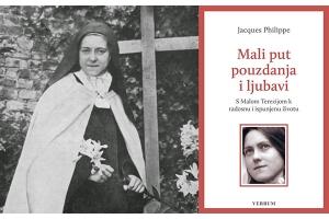 """Predstavljena poticajna knjiga """"Mali put pouzdanja i ljubavi"""" o. Jacquesa Philippea"""