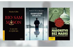 Tri knjige koje otkrivaju sve o masonima, njihovim tajnama i društvenom utjecaju!