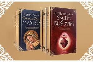 """Predstavljene knjige """"Mjesec dana s Blaženom Djevicom Marijom"""" i """"Mjesec dana sa Srcem Isusovim"""""""