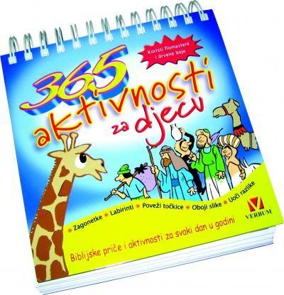 365 aktivnosti za djecu