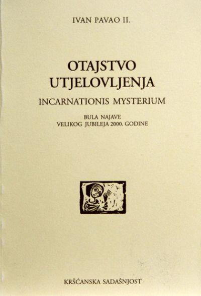 Incarnationis Mysterium. Otajstvo utjelovljenja (D-116)