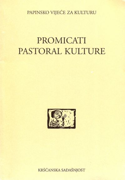 Promicati pastoral kulture (D-121)
