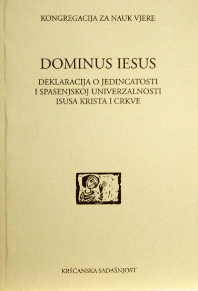 Dominus Iesus (D-125)