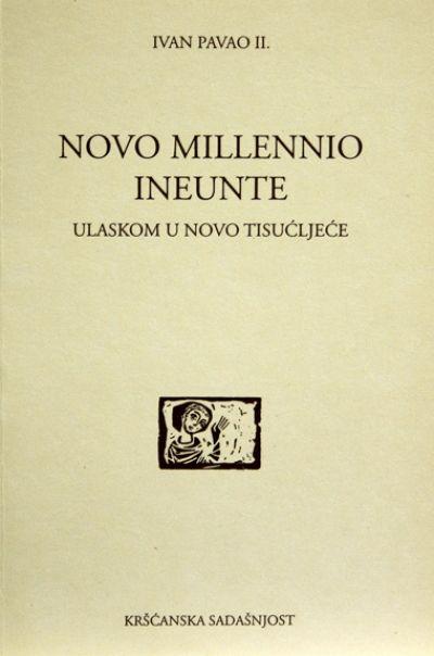 Novo millennio ineunte. Ulaskom u novo tisućljeće (D127)