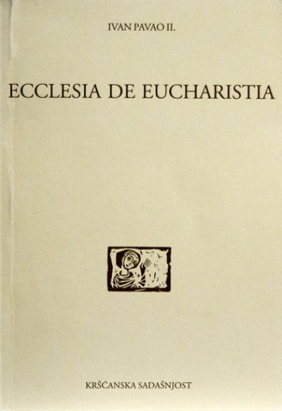 Ecclesia de eucharistia (D-134)
