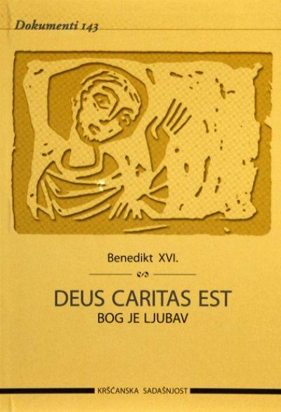 Deus caritas est. Bog je ljubav. (D-143)