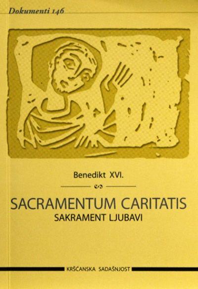 Sacramentum caritatis. Sakrament ljubavi (D-146)