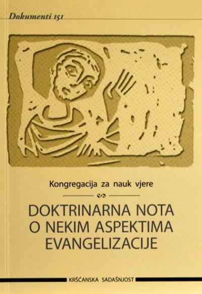 Doktrinarna nota o nekim aspektima evangelizacije (D-151)