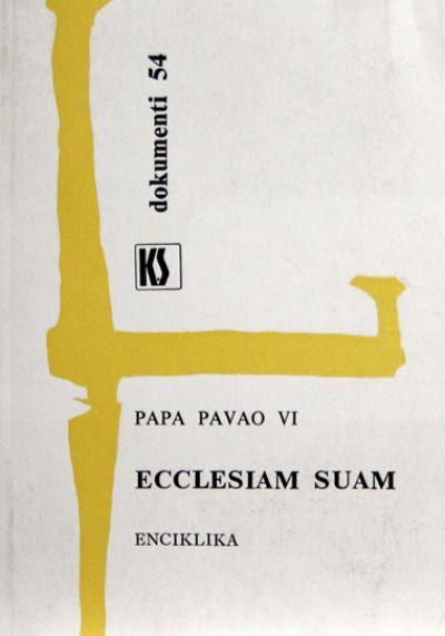 Ecclesiam suam - Crkvu svoju (D-54)