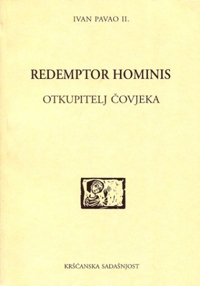 Redemptor hominis. Otkupitelj čovjeka (D-56)