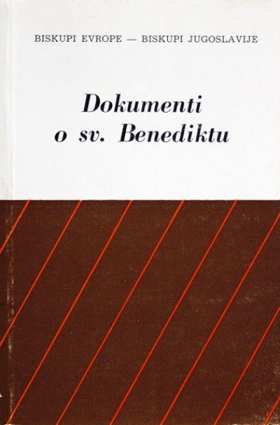 Dokumenti o sv. Benediktu (D-60)