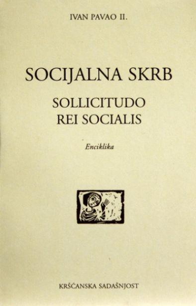 Socijalna skrb. Solicitudo rei socialis (D-89)