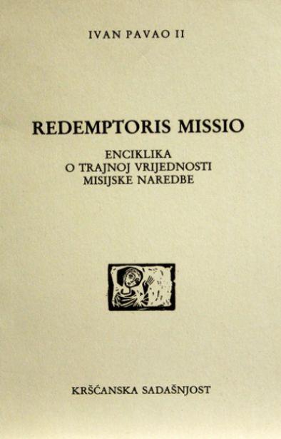 Redemptoris missio (D-96)