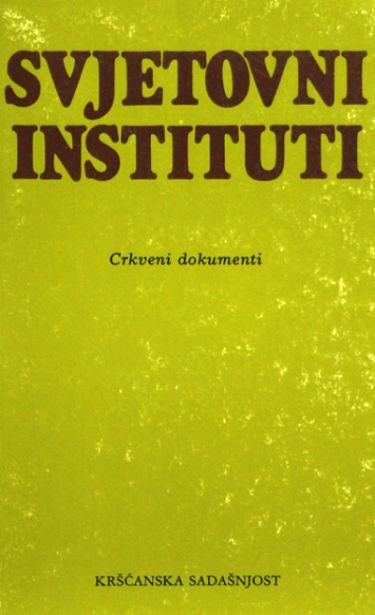 Svjetovni instituti