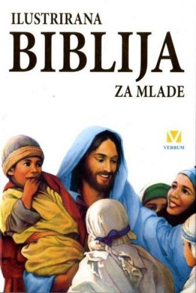 Ilustrirana Biblija za mlade - bijela