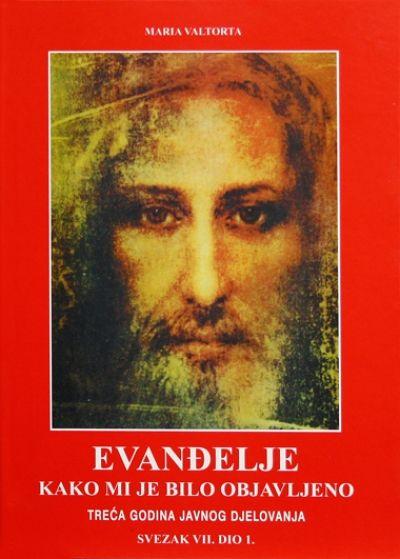 Evanđelje kako mi je bilo objavljeno - sv. VII. dio 1.