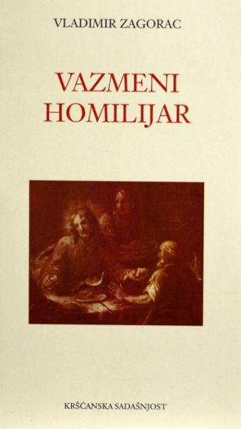 Vazmeni homilijar