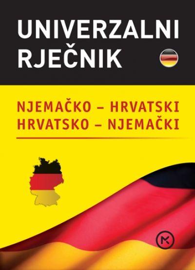 Univerzalni rječnik: njemačko-hrvatski i hrvatsko-njemački