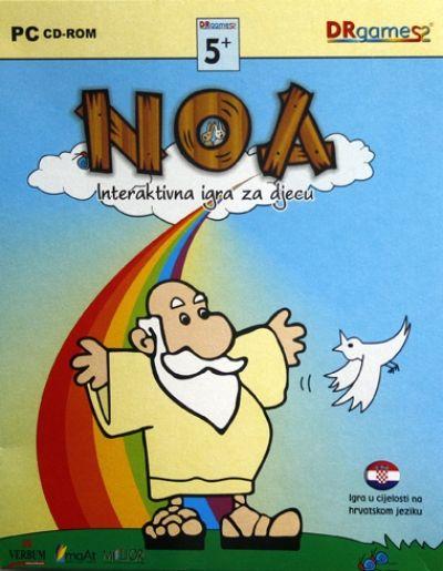 Noa - interaktivna kompjutorska igra za djecu