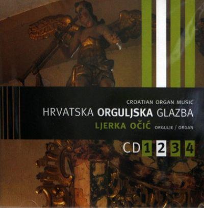 Hrvatska orguljska glazba 2