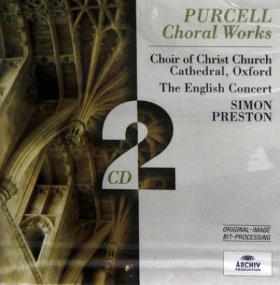 Purcell Choral Works