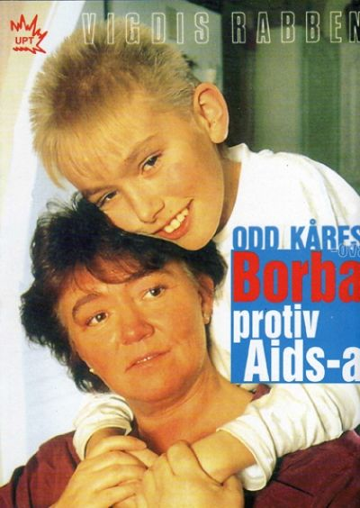 Odd Karesova borba protiv AIDS-a