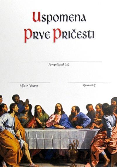 Uspomena Prve Pričesti - P6
