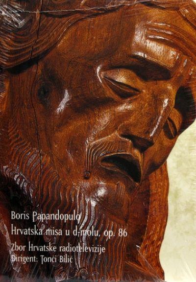 Hrvatska misa u d-molu, op. 86