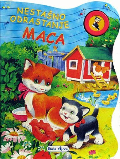 Nestašno odrastanje - Maca