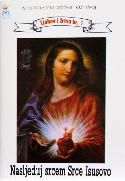 Nasljeduj srcem Srce Isusovo